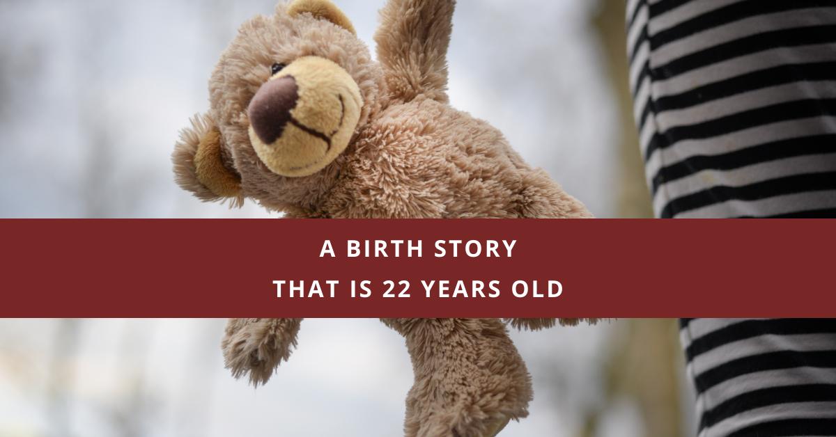22 year old birth story