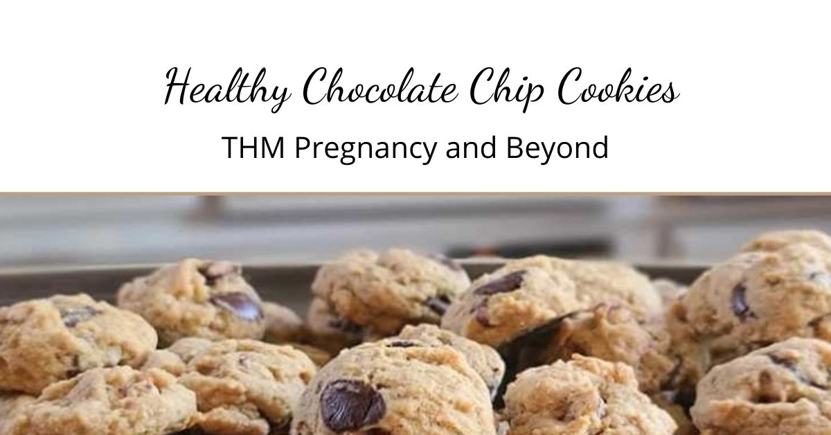 Healthy Chocolate Chip Recipe