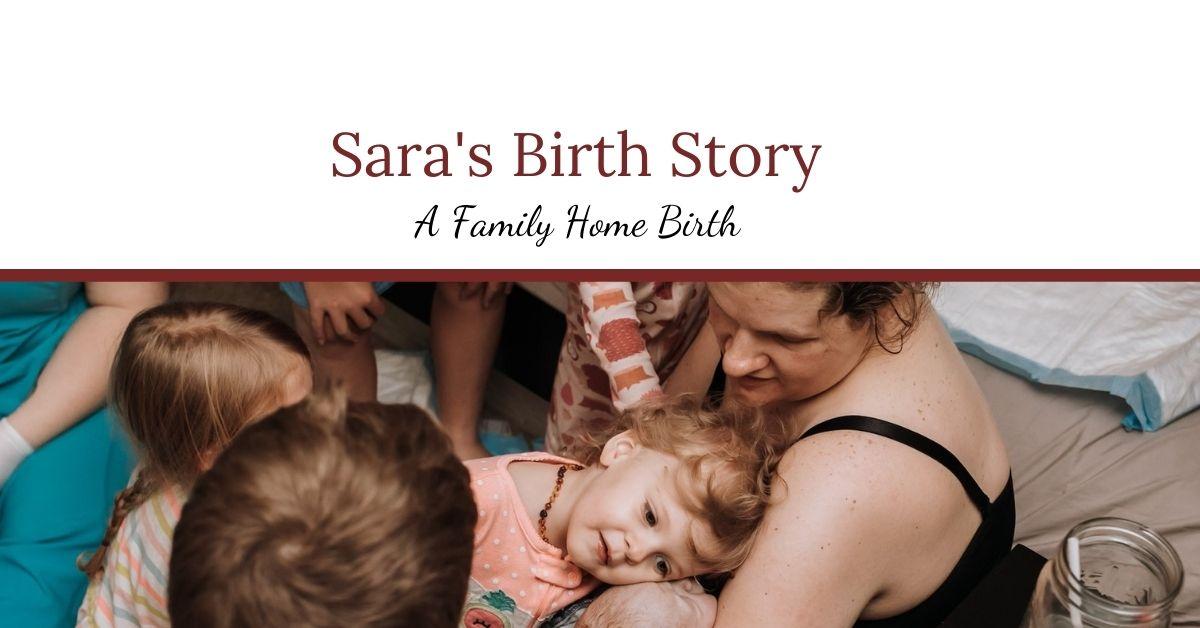 A family Homebirth